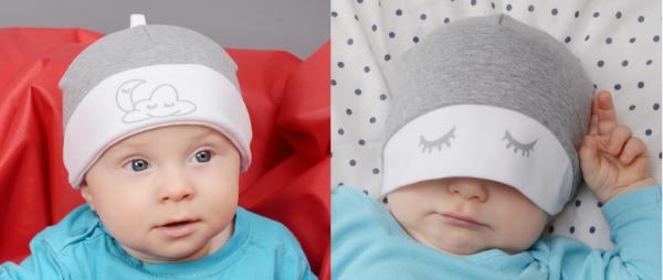 Dětská spací čepice
